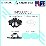 Miakomo Pro Reusable Face Mask - Made in The USA