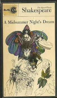 A Midsummer Night's Dream (Shakespeare, Signet Classic)