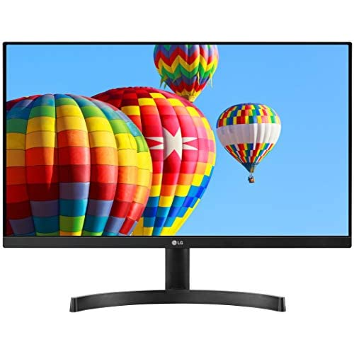 chollos oferta descuentos barato LG 24MK600M B Monitor FHD de 60 4 cm 23 8 con Panel IPS 1920 x 1080 píxeles 16 9 250 cd m NTSC 72 1000 1 5 ms 75 Hz Color Negro