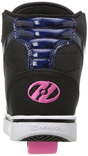 black Hi Hologram Black black Baskets Hologram Noir Femme pink pink Heelys black Gr8r Hautes TFnqwxRU0U