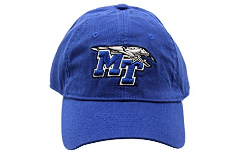 The Game Men's Classic Middle Tennessee Blue Raiders Embroidered Cap