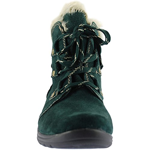 Earth Spirit Hollywood 2 Ladies Boots Jungle Green