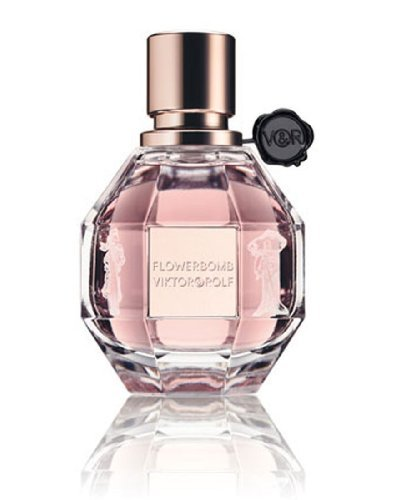 Flowerbomb * Viktor & Rolf * Perfume Women * Edp 3.3 / 3.4 Oz Brand NEW with CAP