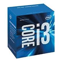 Intel Core i3-6100 Dual-Core Processor - Socket LGA1151, 3.7Ghz, 3MB L3 Cache, 14nm - (Retail Boxed) Gen6 (BX80662I36100)