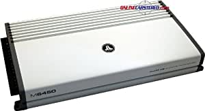 M6450 - JL Audio 6-Channel 45W RMS x 6Class A/B marine Amplifier