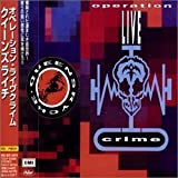 Operation: Livecrime by Queensr?che [Music CD]