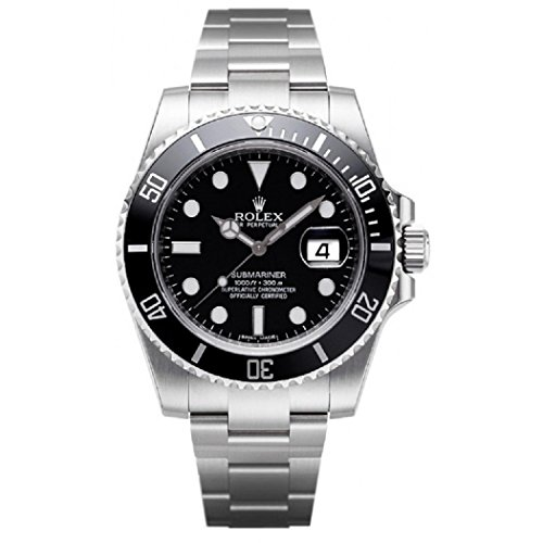 Rolex Submariner automatic-self-wind mens Watch 116610 LN (Certified Pre-owned)
