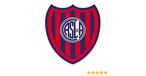 Amazon.com: CA San Lorenzo De Almagro - Argentina Football Soccer Futbol - Car Sticker - 4