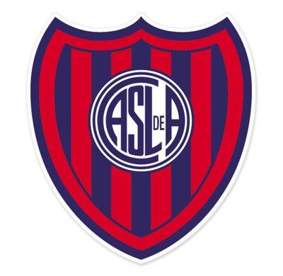 "CA San Lorenzo De Almagro - Argentina Football Soccer Futbol - Car Sticker - 4"""