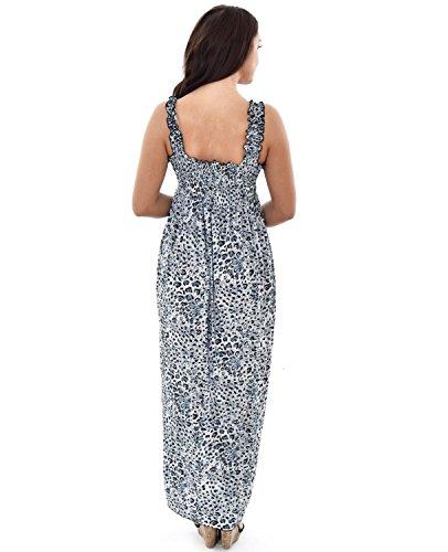 Nightingale Collection - Vestido - para mujer gris