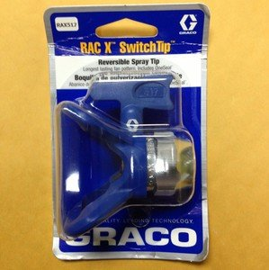 Graco RAC X 517 Airless Spray Tip & Guard Combo RAX517 - Spray Combo