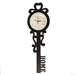 G for Gifts 20.5 x 6.75 Wooden Key Shaped Wall Clock