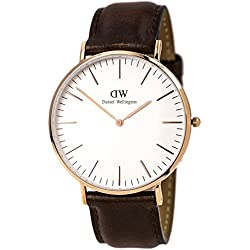 Daniel Wellington Men's Classic Bristol Quartz Watch 0109DW