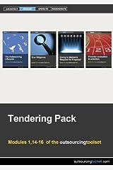 Tendering Pack (outsourcingtoolset, Modules 1, 14-16) CD-ROM
