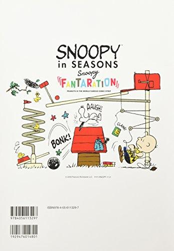SNOOPY in SEASONS Snoopy FANTARATION 画像 B