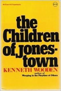 Book The Children of Jonestown