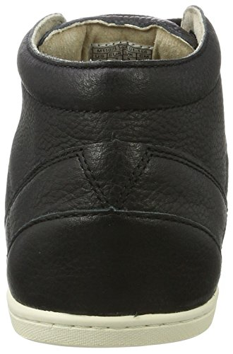 Hub Kingston Mid Original, Sneaker a Collo Alto Uomo Nero (Black/Off White 156)