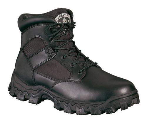 Rocky Alphaforce Boots (Rocky 1825332 Women's 4167 6 Inch AlphaForce Boot Size:7M)