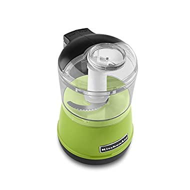 KitchenAid KFC3511GA 3.5-Cup Food Chopper - Green Apple