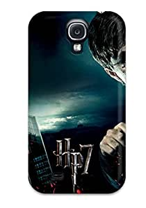 Excellent Galaxy S4 Case Tpu Cover Back Skin Protector Harry Potter And The Deathly Hallows