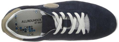 Mephisto Jamba Cs55 - Zapatillas de terciopelo para mujer, color azul, talla Azul (Bleu)