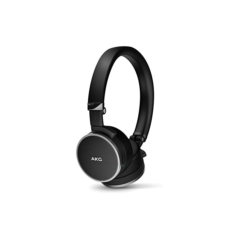 AKG Noise Canceling Headphone Black (N60