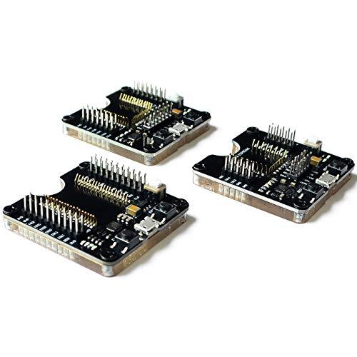 - VistorHies - ESP8266 ESP-WROOM-32 ESP32-WROVER Development Board Test Burning Fixture Tool Downloader for ESP-12F ESP-07S ESP-12S