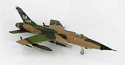 Hobby Master 2516 F-105D 465th TFS 'Triple MIG Killer' 1967 1/72 Scale Model