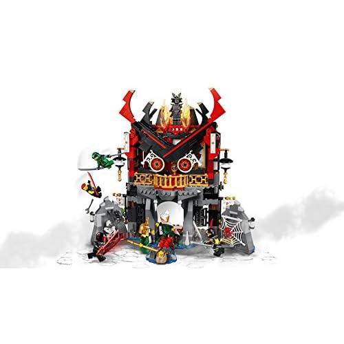 85%OFF LEGO Ninjago - Templo de la resurrección (70643) - en.amarispa.pl