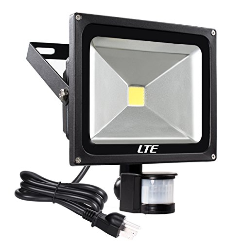 Led Flood Light Motion Activated - 2