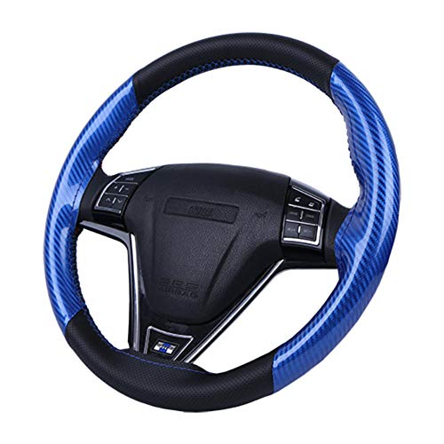 NFRADFM Hand-Stitched Steering Wheel Cover is Suitable,for BAIC Senova X35 X25 D50 X55 D60 D20 X65 D70 Hand Sewing