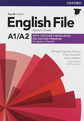 English File Elementary Teacher's Guide (4th Edition)