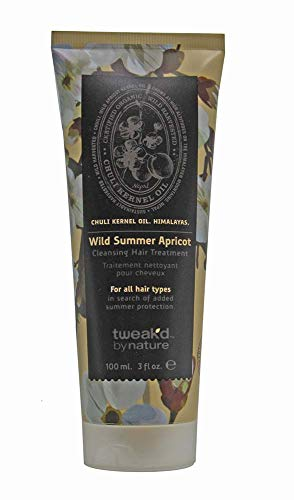 (Tweak-d 5 in 1 Formula Self-Cleansing Hair Treatment ~Wild Summer Apricot 3 Ounce Mini Size)