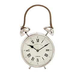 Plutus Brands The Jolly Metal Table Clock
