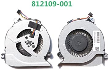 New Laptop CPU Cooling Fan for HP Pavilion 17-g170ca 17-g172cy 17-g173ca 17-g188ca 17-g148dx 17-g149cy 17-g161us 17-g166nr 17-g149ds 17-g165nr 17-g212cy 17-g217cy