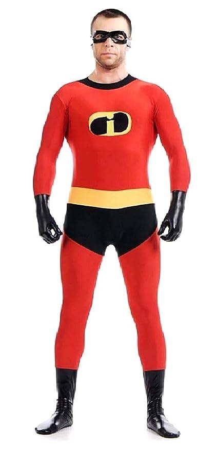 ma non volgare più economico selezione speciale di EVRYLON Costume Incredibili Uomo Donna Vestito Carnevale ...