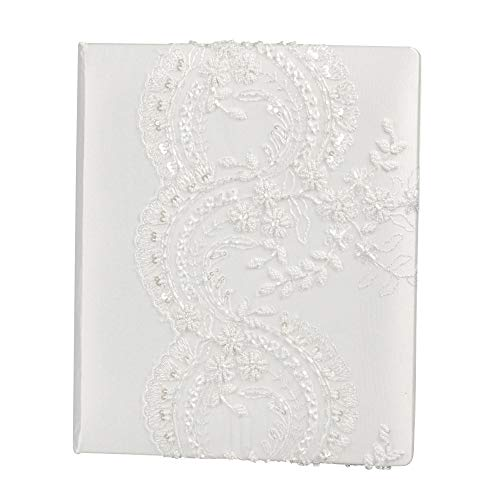 (Ivy Lane Design Victorian Collection Memory Book, White (Renewed))