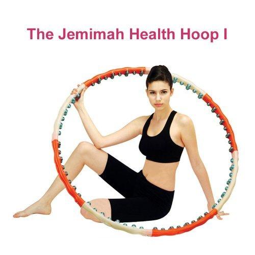 jemimah health hoola hoop the best amazon price in savemoney esjemimah health weighted hula hoola hoop i step3 3 75lb(1 7kg) for