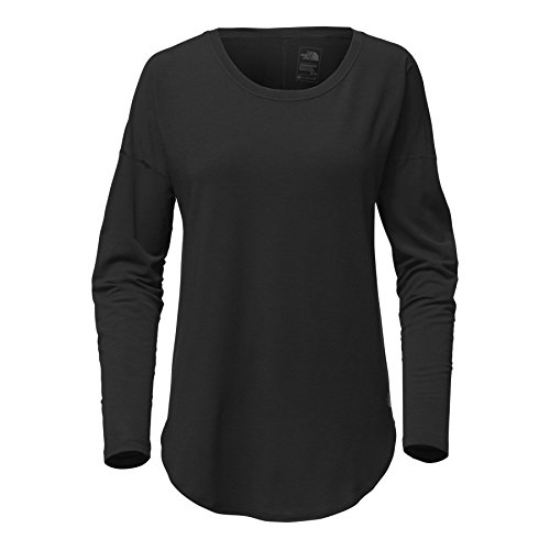 The North Face Women's Workout L & S - TNF Black - S ()