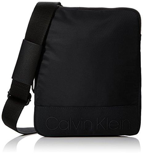De Sombra Plana Klein Calvin Cruce Bandolera Jeans Hombre Negro 7YwUa6