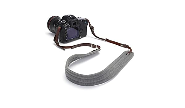 Dark Truffle ONA The Oslo Handcrafted Leather Camera Straps