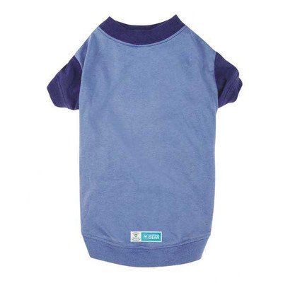 Guardian Gear Insect Shield Tee for Dogs, Small/Medium, Blue