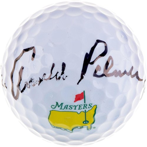 Arnold Palmer Autographed Masters Logo Golf Ball with Palmer Hologram - Fanatics Authentic Certified ()