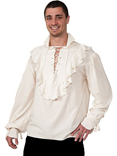 Rubie's Ecru Men's Pirate Shirt]()