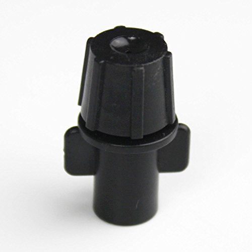 BALDR Atomizing Nozzle Dripper One Cross Fogger Misting Sprinkler 1/4