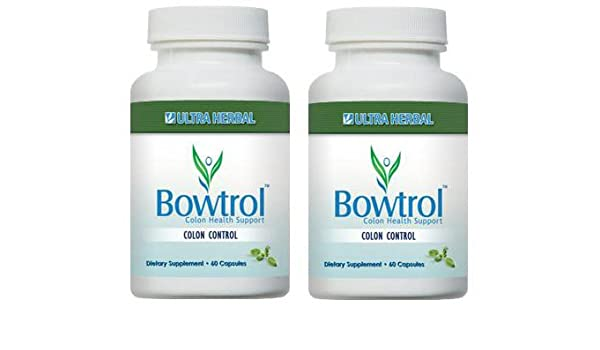 Amazon Com Bowtrol Colon Control Two Month Supply Health