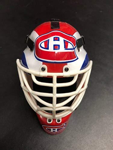 Riddell Montreal Canadiens Goalie Mask Mini Vintage
