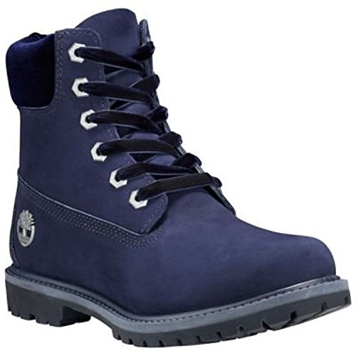 Classici Stivali Boot Blue Bj9 Donna Premium 6in Timberland w8X4SS