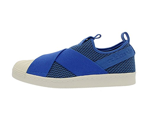 on slip Superstar nbsp;da Blu adidas BB2120 donna EqznxEp6