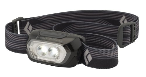 Black Diamond Gizmo Headlamp, Matte Black